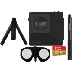 Insta360 EVO Get-Set Kit