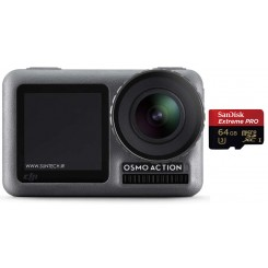 DJI OSMO Action With Sandisk 64GB