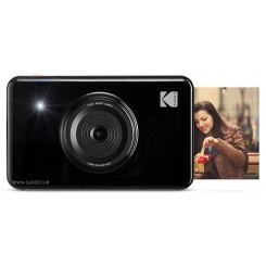 Kodak mini Shot Instant Camera Black