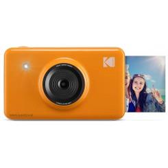 Kodak mini Shot Instant Camera yellow