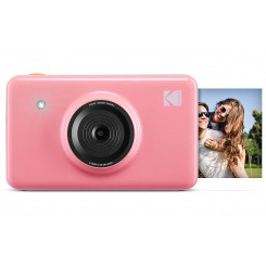 Kodak mini Shot Instant Camera Pink
