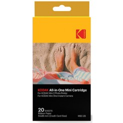 KODAK All-in-One Mini Cartridges 20