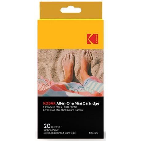 KODAK All-in-One Mini Cartridges 20