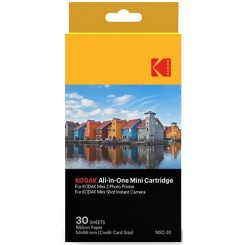 KODAK All-in-One Mini Cartridges 30