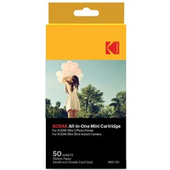 KODAK All-in-One Mini Cartridges 50