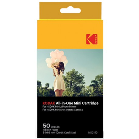 KODAK All-in-One Mini Cartridges 50