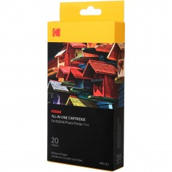 KODAK All-in-One Mini Cartridges Sticker 20