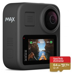 GoPro MAX With Sandisk 64GB