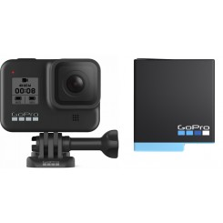 Gopro HERO8 Black With Extra Battery