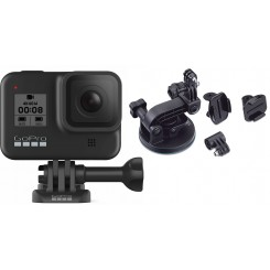Gopro HERO8 Black With Suction Cup
