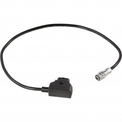 D-Tap to 2-Pin Power Cable for BMPCC 4K Cameras