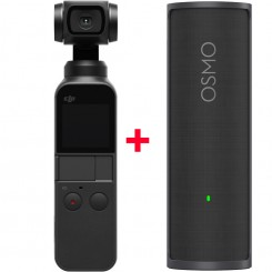 DJI OSMO POCKET With Charging Case