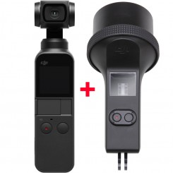 DJI OSMO POCKET With Waterproof Case