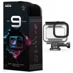 Gopro Hero9 With Protective Housing