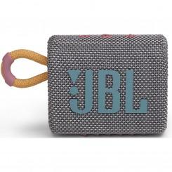 JBL Go 3 Gray