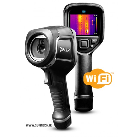قیمت دوربین حرارتی FLIR E8-XT