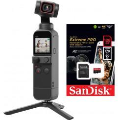 DJI Pocket 2 Combo With Sandisk 128GB