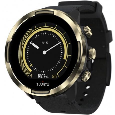خرید ساعت SUUNTO 9 BARO Gold Leather