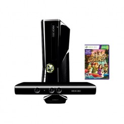 XBOX SLIM 4GB + KINECT