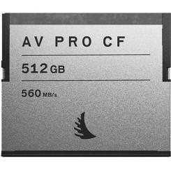 Angelbird 512GB AV Pro CF CFast 2.0