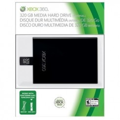 xbox slim HDD 320GB