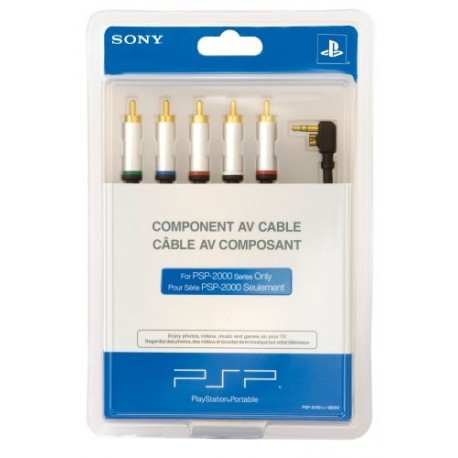 psp 3000 component cable