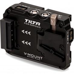 Tilta Dual Canon BP to V-Mount Battery for RED Komodo