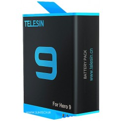 Telesin GOPRO HERO9 Battery