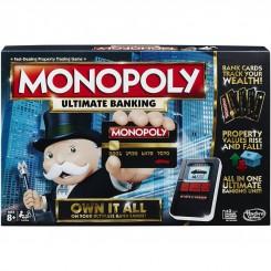 Hasbro Monopoly Ultimate Banking Edition