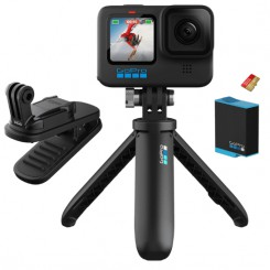 GoPro HERO10 Black + Accessories Bundle