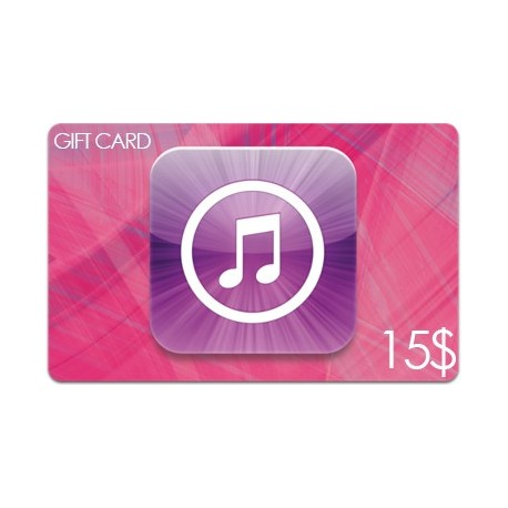 Gift Card 15