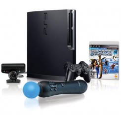 PlayStation 3 160GB Move