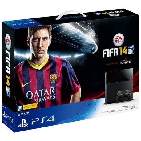PlayStation 4 FIFA bundle