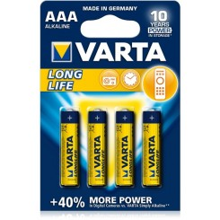 VARTA LONGLIFE AAA