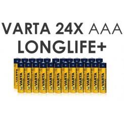 VARTA LONGLIFE 24xAAA