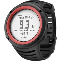SUUNTO CORE LAVA RED