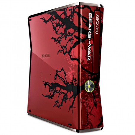 XBOX 360 Slim 320GB Sperial Edition سانتک
