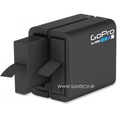 GoPro Dual Camera Battery Charger + Battery