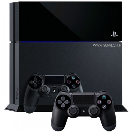 PlayStation 4 1TB Dual Controller