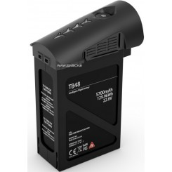 Inspire 1 TB48 5700mAh Battery Black
