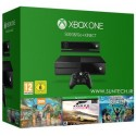 XBOX One + Kinect Bundle 3