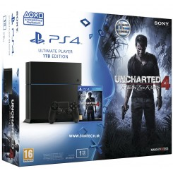 PlayStation 4 1TB CUH-1216 Bundle
