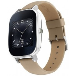 Asus Zenwatch 2 Leather Strap Brown