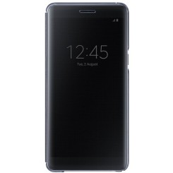 Note7 Clear View Cover