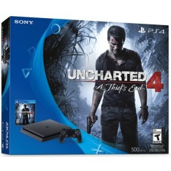 PlayStation 4 Slim 2016 Bundle 500GB