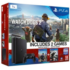 PlayStation 4 Slim 2016 1TB Bundle