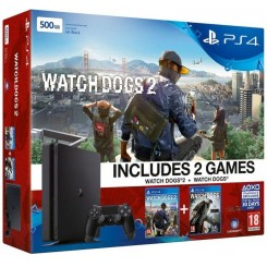 PlayStation 4 Slim 500GB Bundle