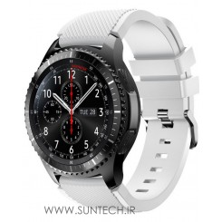 Gear S3 Silicon Band WHITE