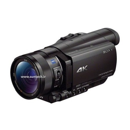SONY camcorder AX100