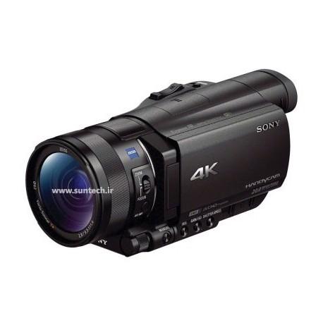 SONY camcorder AX100